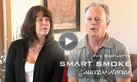 Watch the Bartletts' Smart Smoke Testimonial