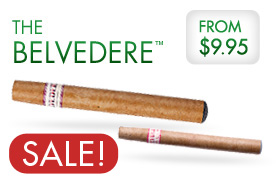 Belvedere and Belvedere Slim E-Cigar