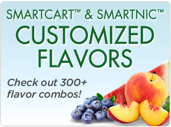 Smart Smoke SmartCart and SmartNic Customized Flavors