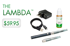 Smart Smoke Lambda E-Cigarette