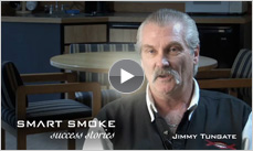 Watch Jimmy's Smart Smoke Testimonial Spot