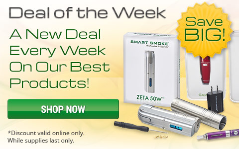 Check out this week's new deal